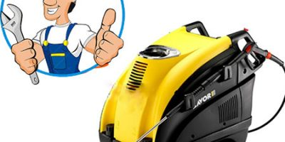 Hướng khắc phục tình trạng máy rửa xe không phun ra nước