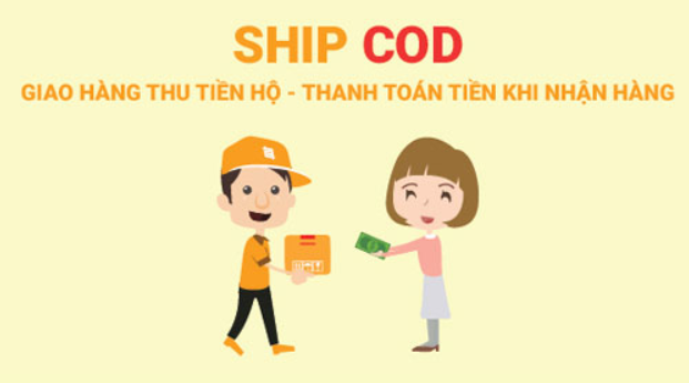 Dịch vụ Ship COD được hoạt động như thế nào?
