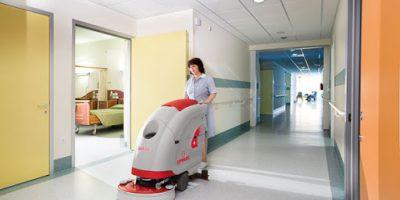 Hướng dẫn sử dụng máy chà sàn công nghiệp