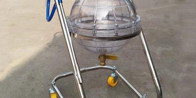 máy hút dầu thải mini dễ dàng sử dụng