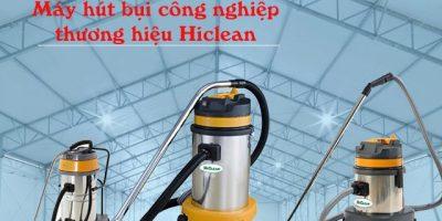 máy hút bụi công nghiệp hiclean
