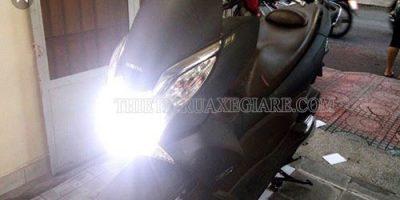 Cách đầu đèn xe máy