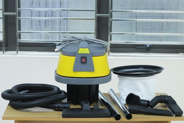 lắp đặt máy hút bụi thế nào cho đúng