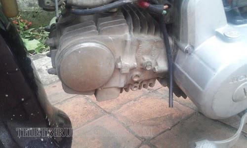 đầu bò xe máy là gì