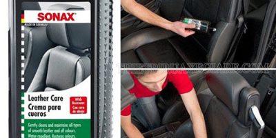 hóa chất nào làm sạch nội thất xe hơi