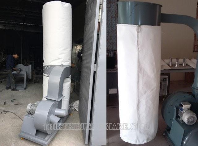 máy hút bụi công nghiệp 1 túi vải