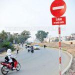 lỗi đi ngược chiều xe máy
