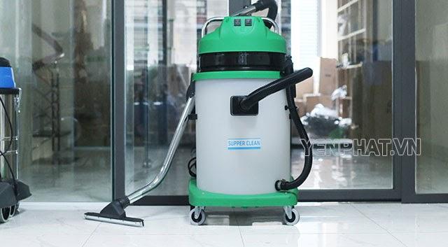 máy hút bụi công nghiệp 2 mô tơ AC-603-j